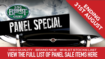 PANEL CLEARANCE