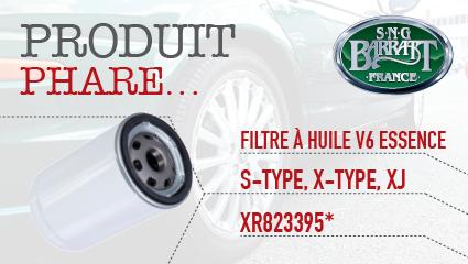 FILTRE A HUILE V6