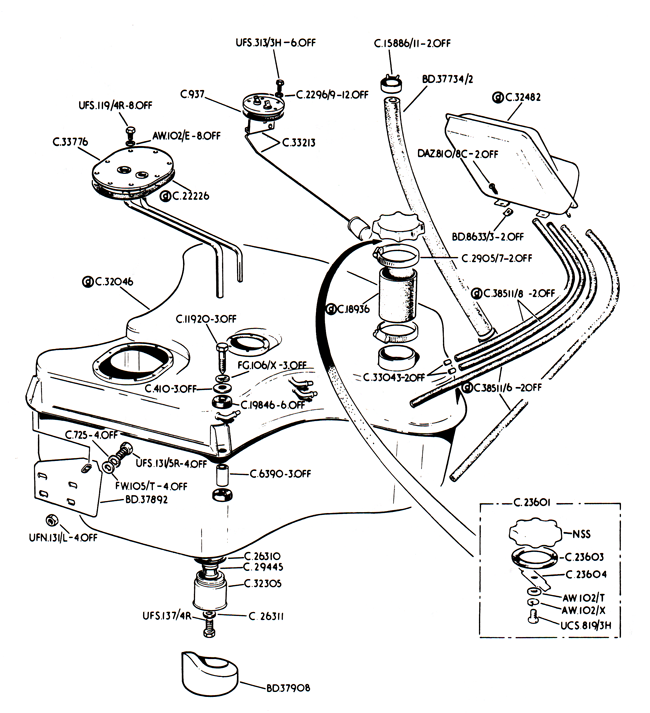 Jaguar Xjs Engine Diagrams