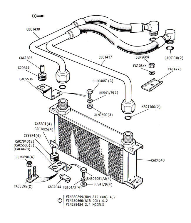 1996 Jaguar Xjs Wiring Diagram