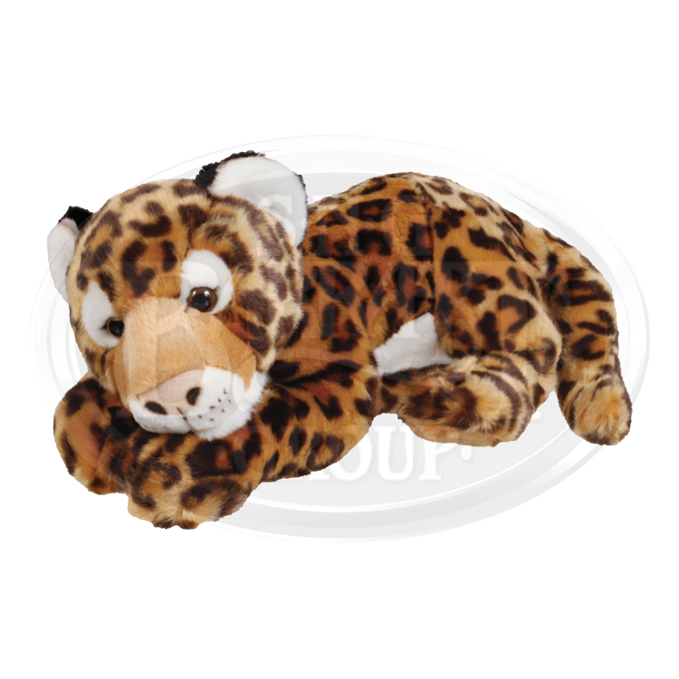 View TOY08 - Large Cuddly Jaguar Toy