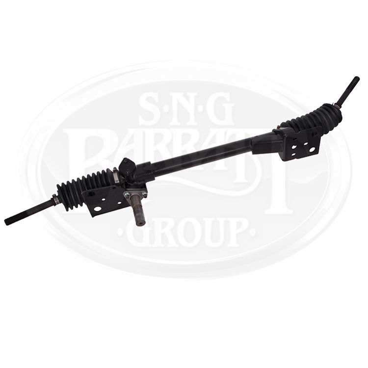 View C25493* - E-TYPE S1/S2 LHD STEERING RACK